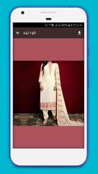 Party Salwar Kameez Suits Design apk screenshot