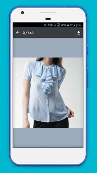 Women Tops Design 2017 apk screenshot