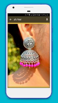 Earrings Jewellery Design 2017 poster