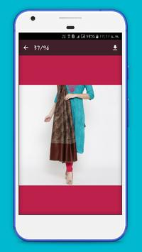 Women Shawl Design 2017 screenshot 1
