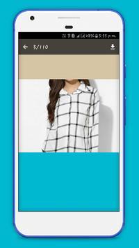 Women Shirt 2017 screenshot 3