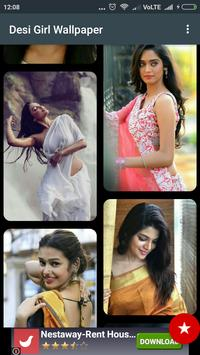 Desi Girl Wallpaper poster
