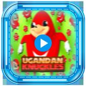 Ugandan Knuckles VR Videos icon