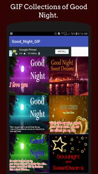 Good Night GIF Collection poster