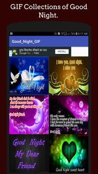 Good Night GIF Collection screenshot 2