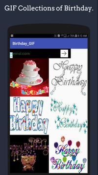 Birthday GIF🎂 Collection screenshot 5
