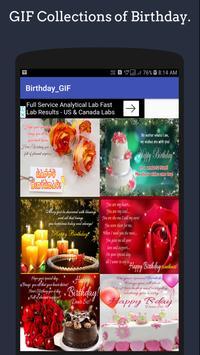Birthday GIF🎂 Collection screenshot 6