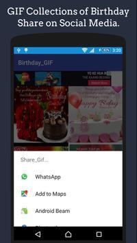 Birthday GIF🎂 Collection screenshot 7