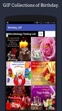 Birthday GIF🎂 Collection screenshot 1