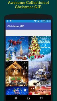 Christmas GIF 🎅 2018 screenshot 1