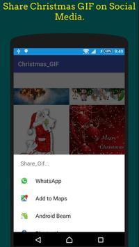 Christmas GIF 🎅 2018 screenshot 3