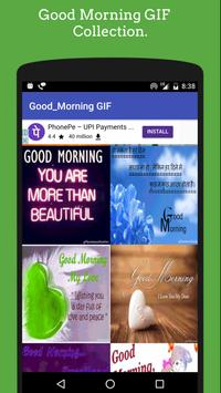Good Morning GIF 🌞 Collection apk screenshot