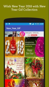 New Year Sticker GIF 2019 🎆 🎇 screenshot 2