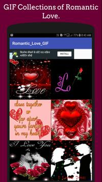 Romantic Love GIF & 💌 SMSCollection 💘 poster