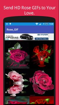 Rose GIF Collection For Rose Day 🌹 screenshot 2
