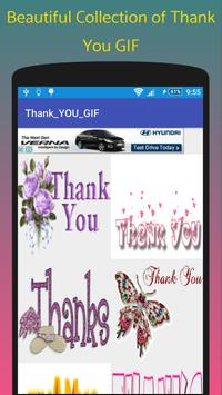 GIF Thank You 🙏 Collection apk screenshot