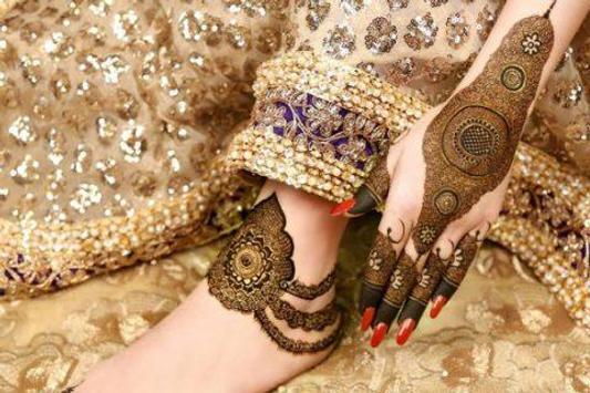 Bridal Mehndi Designs 2018/Dulhan Mehndi Offline for Android