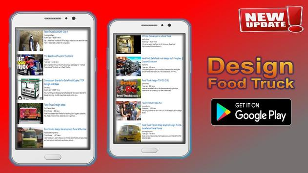 Design Food Truck apk screenshot