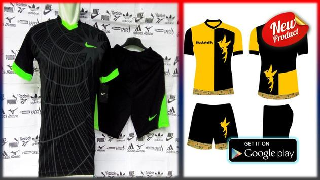Design Futsal Clothes screenshot 4