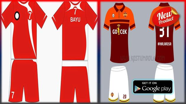 Design Futsal Clothes screenshot 1