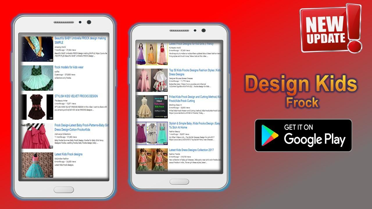 Design Kids Frock For Android Apk Download