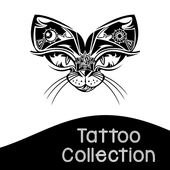 New Tattoo Design Ideas Collection icon
