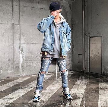 Street Fashion Swag Mens Style screenshot 3