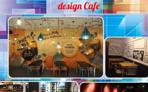 Design Cafe poster