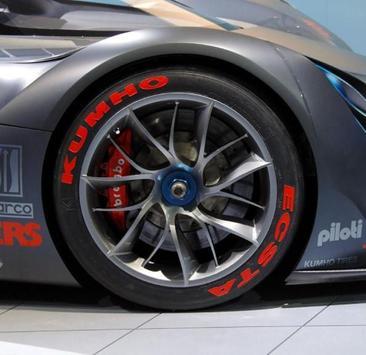 Design of car wheelss screenshot 4