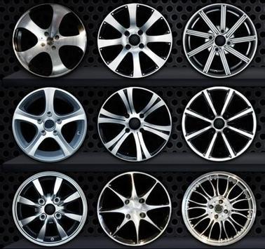 Design of car wheelss screenshot 1