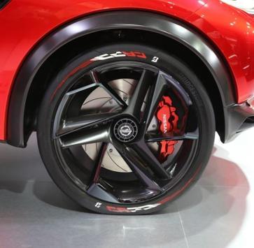 Design of car wheelss screenshot 2