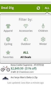 Deal Dig apk screenshot