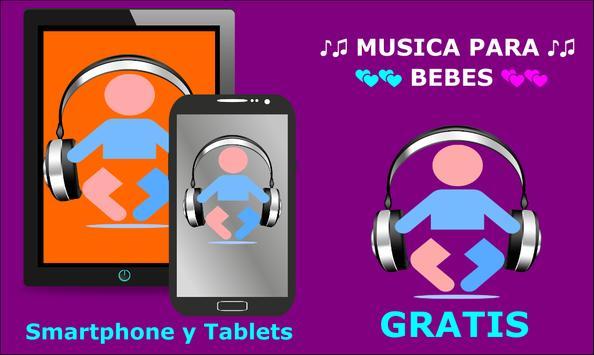 Música para Bebes Gratis poster
