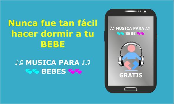 Música para Bebes Gratis apk screenshot