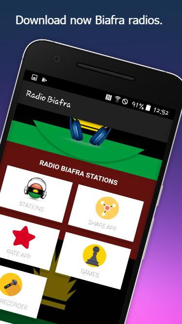 Radio Biafra for Android - APK Download