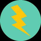 최고의 플래시라이트-DESIGN FLASH icon