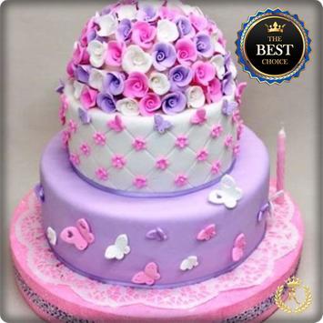 Design Birthday Cake poster