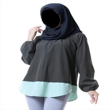 Design Blouse Muslimah Ideas apk screenshot