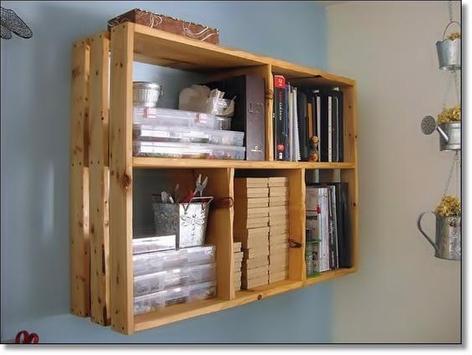 Design Bookshelf Simple apk screenshot