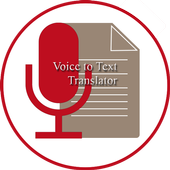 Voice To Text icon