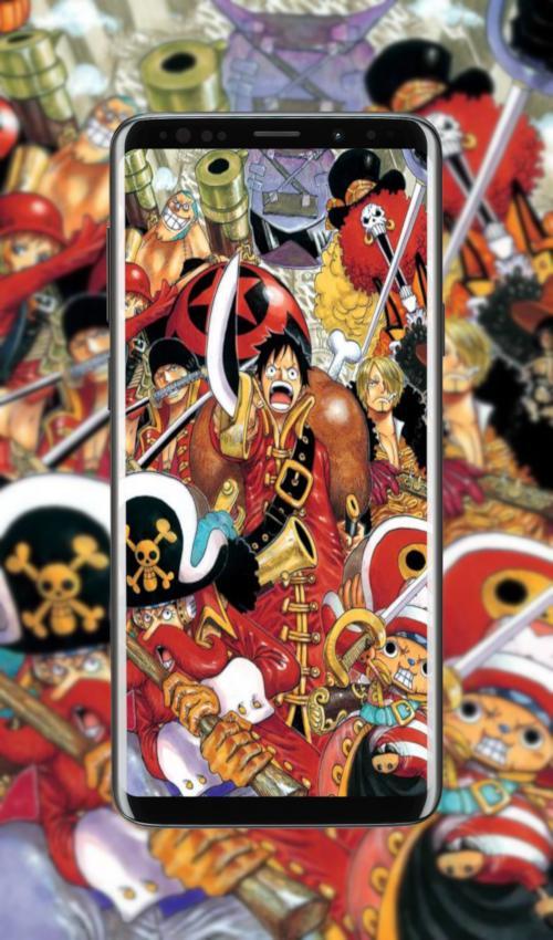 One Piece Hd Wallpaper Terbaru Pour Android Telechargez L Apk