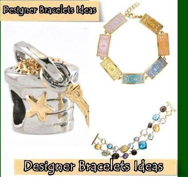 Designer Bracelets Ideas poster