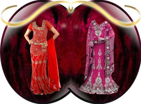 Designer Bridal Dress Photo Editor poster