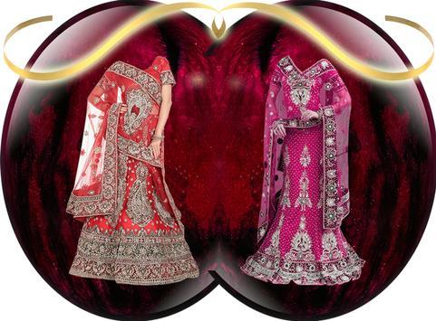 Designer Bridal Dress Photo Editor screenshot 2