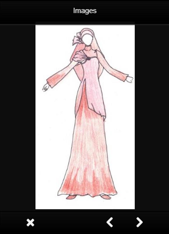 تصميم الأزياء مسلم رسم For Android Apk Download