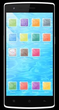 Liquid Glass Theme-Be Launcher apk screenshot