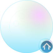 Bubbles Theme for Be Launcher icon