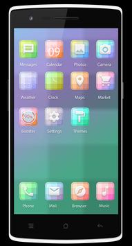 Sweets Theme for Be Launcher apk screenshot