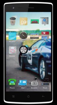 Speed Theme for Be Launcher apk screenshot