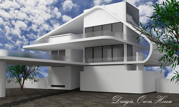 Design Own House poster
